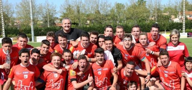 Samedi 18 avril 2015, les Balandrade et les Phliponeau jouaient les barrages qualificatifs pour les phases finales du championnat de France. […]