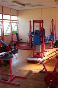 Salle de muscu