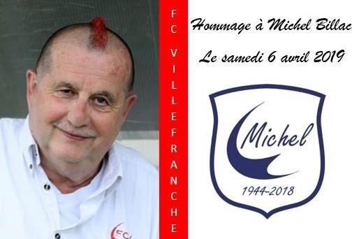 Hommage à Michel Billac