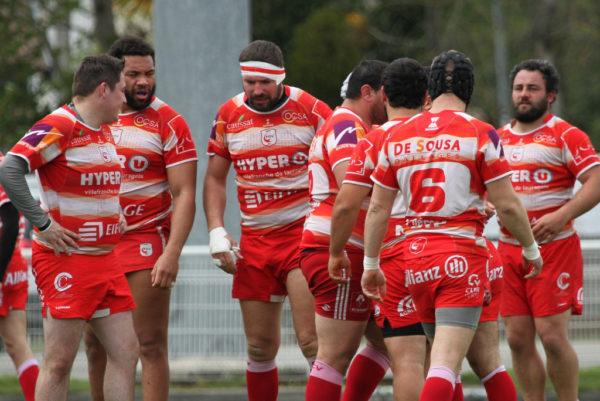 L'équipe B en 1/8e de finale