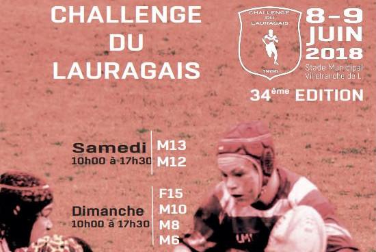 34ème Challenge du Lauragais pour l'Entente